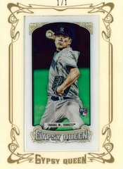 2014 Topps Gypsy Queen Baseball Cards 25