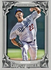 2014 Topps Gypsy Queen Baseball Cards 43