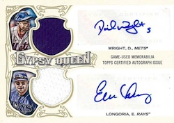 2014 Topps Gypsy Queen Baseball Cards 36