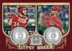 2014 Topps Gypsy Queen Baseball Cards 37