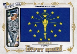 2014 Topps Gypsy Queen Baseball Cards 45