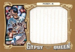 2014 Topps Gypsy Queen Baseball Cards 49