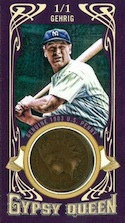 2014 Topps Gypsy Queen Baseball Cards 30