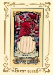 2014 Topps Gypsy Queen Baseball Cards 46