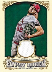2014 Topps Gypsy Queen Baseball Cards 48