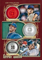 2014 Topps Gypsy Queen Baseball Cards 41