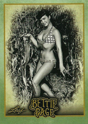 2014 Leaf Bettie Page Collection Trading Cards 22