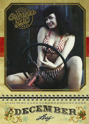 2014 Leaf Bettie Page Collection Trading Cards 23