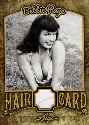 2014 Leaf Bettie Page Collection Trading Cards 25