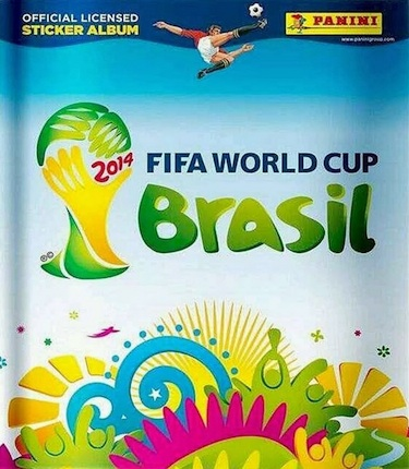 Complete Guide to Panini World Cup Sticker Albums 14
