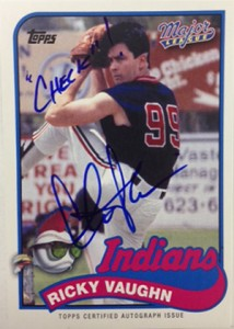 2014 Topps Archives Major League Autographs Charlie Sheen