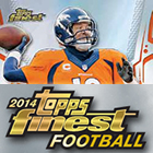 2014 Topps Finest Football Cards