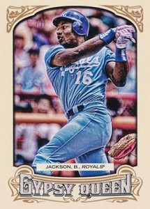 2014 Topps Gypsy Queen Reverse Image Variations Guide 66