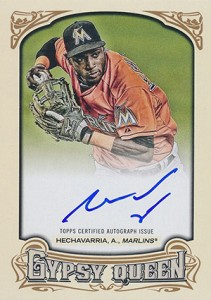 See All of the 2014 Topps Gypsy Queen Baseball Autographs 32