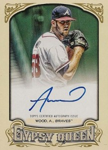 See All of the 2014 Topps Gypsy Queen Baseball Autographs 34