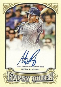 See All of the 2014 Topps Gypsy Queen Baseball Autographs 33