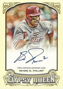 See All of the 2014 Topps Gypsy Queen Baseball Autographs 36
