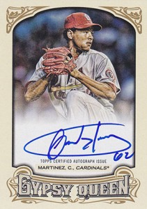 See All of the 2014 Topps Gypsy Queen Baseball Autographs 37