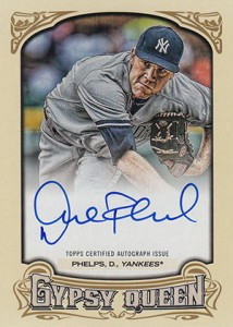 See All of the 2014 Topps Gypsy Queen Baseball Autographs 8