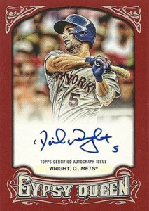 See All of the 2014 Topps Gypsy Queen Baseball Autographs 9