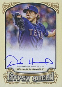 See All of the 2014 Topps Gypsy Queen Baseball Autographs 38
