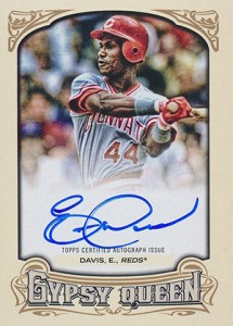 See All of the 2014 Topps Gypsy Queen Baseball Autographs 10