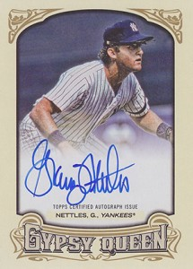 See All of the 2014 Topps Gypsy Queen Baseball Autographs 12