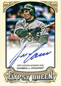See All of the 2014 Topps Gypsy Queen Baseball Autographs 44