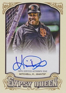 See All of the 2014 Topps Gypsy Queen Baseball Autographs 49