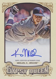 See All of the 2014 Topps Gypsy Queen Baseball Autographs 18