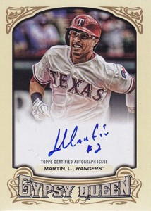 See All of the 2014 Topps Gypsy Queen Baseball Autographs 50