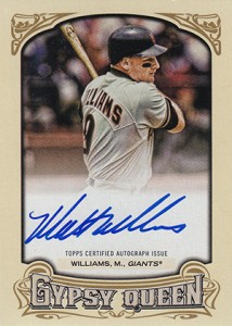 See All of the 2014 Topps Gypsy Queen Baseball Autographs 54