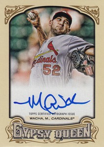 See All of the 2014 Topps Gypsy Queen Baseball Autographs 24