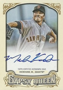 See All of the 2014 Topps Gypsy Queen Baseball Autographs 21