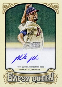 See All of the 2014 Topps Gypsy Queen Baseball Autographs 23