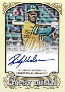 See All of the 2014 Topps Gypsy Queen Baseball Autographs 57
