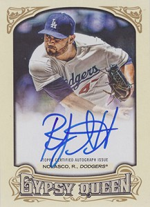 See All of the 2014 Topps Gypsy Queen Baseball Autographs 27