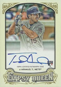 See All of the 2014 Topps Gypsy Queen Baseball Autographs 59