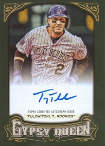 See All of the 2014 Topps Gypsy Queen Baseball Autographs 60