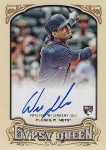 See All of the 2014 Topps Gypsy Queen Baseball Autographs 30
