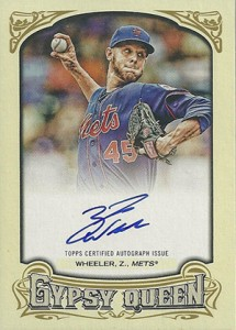 See All of the 2014 Topps Gypsy Queen Baseball Autographs 62