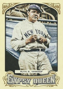 2014 Topps Gypsy Queen Reverse Image Variations Guide 64