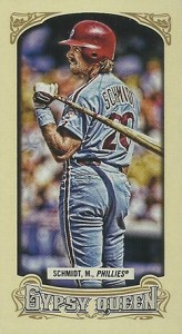 2014 Topps Gypsy Queen Mini Variations Guide 60