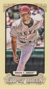 2014 Topps Gypsy Queen Mini Variations Guide 63