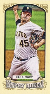 2014 Topps Gypsy Queen Mini Variations Guide 15