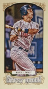 2014 Topps Gypsy Queen Mini Variations Guide 17