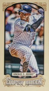 2014 Topps Gypsy Queen Mini Variations Guide 22