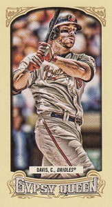 2014 Topps Gypsy Queen Mini Variations Guide 74