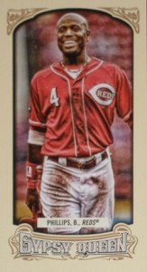 2014 Topps Gypsy Queen Mini Variations Guide 25
