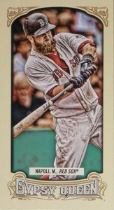 2014 Topps Gypsy Queen Mini Variations Guide 83